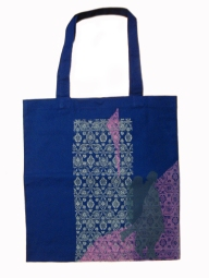 'Boceto', on Blue Tote