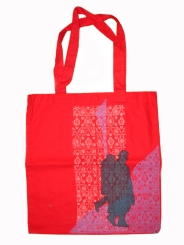 'Boceto', on Red Tote