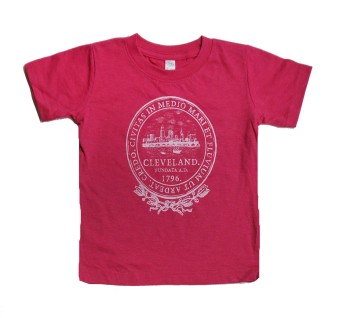 city-seal-on-vintage-hot-pink-youth-and-toddler-tee