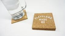 cleveland-made-me-on-cork-coaster-installed