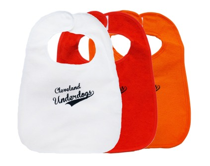 'Cleveland Underdogs' on Multiple Bibs