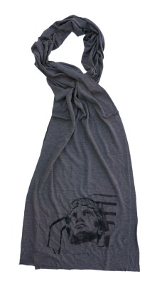 'Guardian' Tri-Coffee AA Scarf