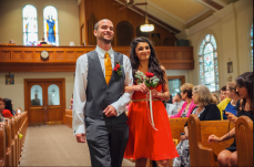 Irsten and Gabriella Wedding Fan Photo (5)