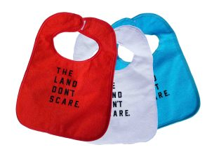 land-dont-scare-on-multiple-bibs