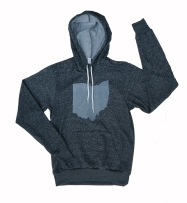 ohio-state-on-digital-grey-hoodie