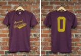 'Underdogs' on Maroon Tri-Blend Unisex Tee (Both)