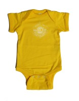 'Ward 216' on Yellow Baby Onesie