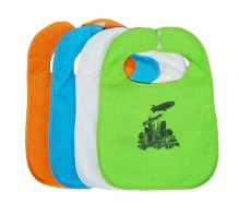 'World Is Yours' on Multiple Baby Bibs