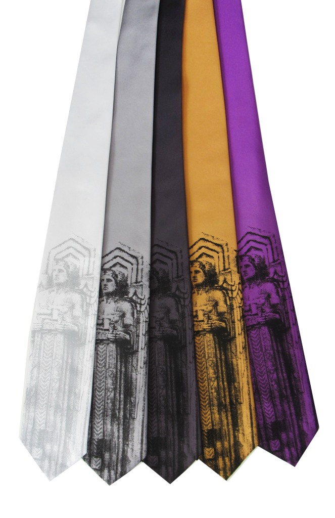'Guardian' on Multiple Neckties