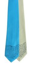 'Ohio Counties' on Multiple Neckties (Turquoise, Celery Green)