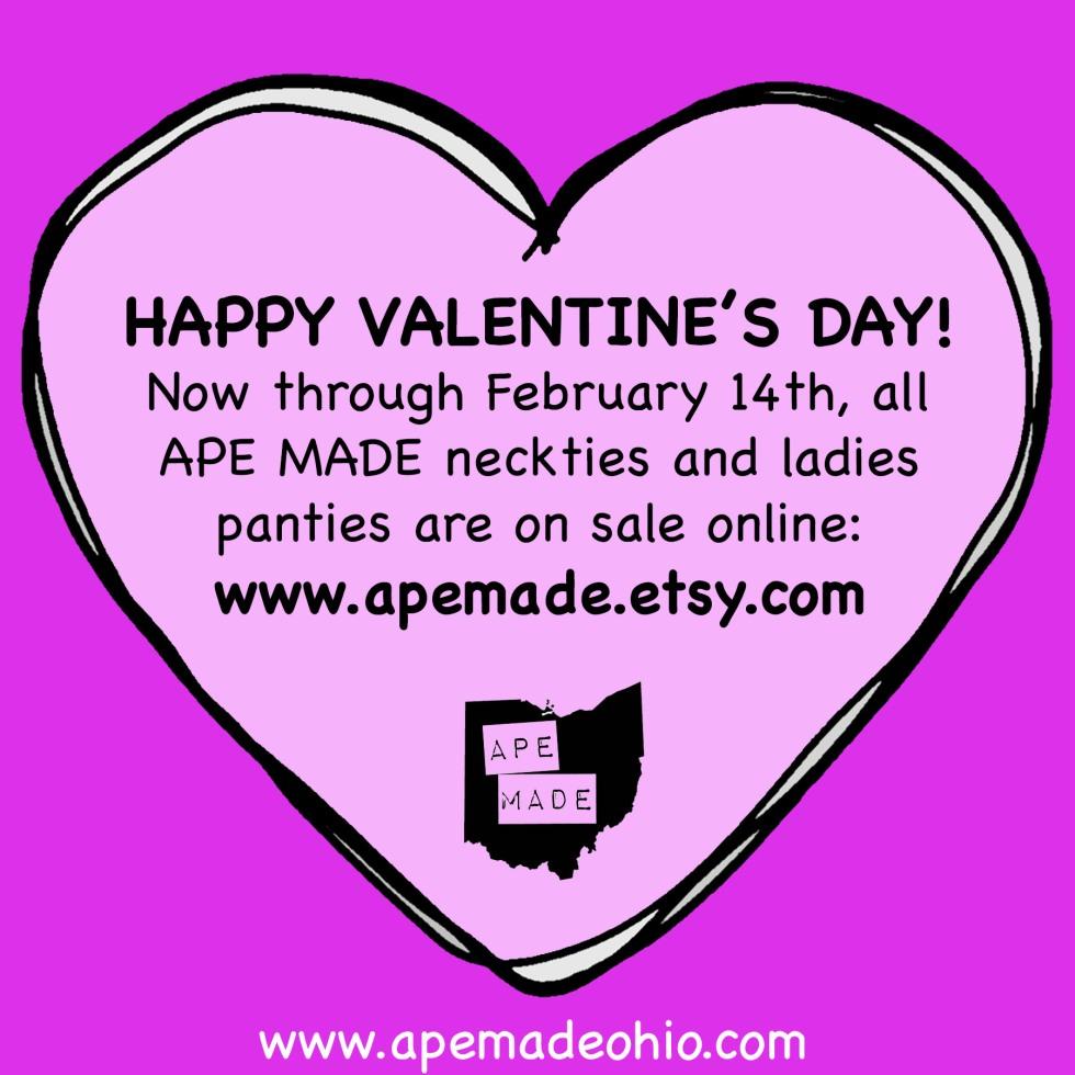 Valentine's Day Sale 2014
