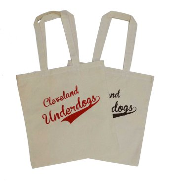 'Cleveland Underdogs' on Multiple Totes