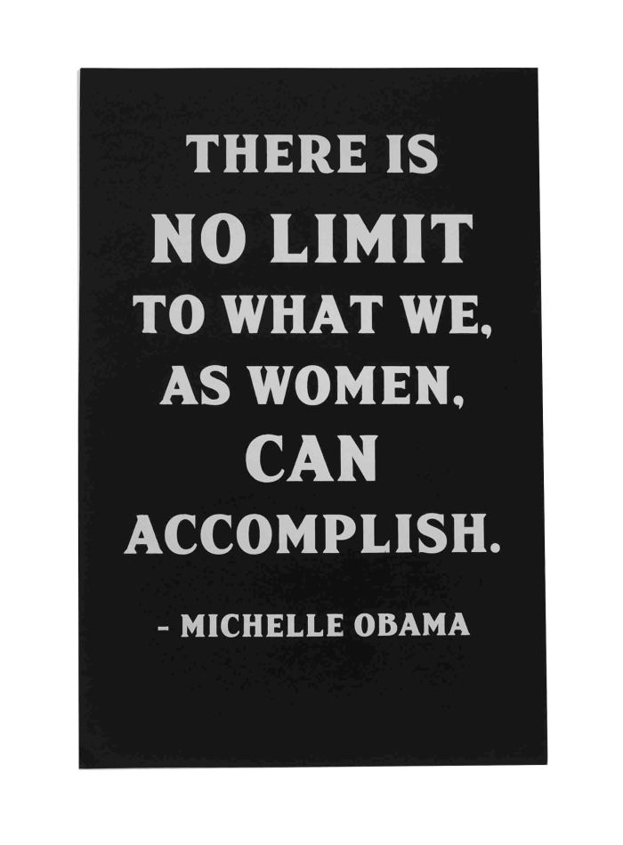 there-is-no-limit-womens-march-poster-on-construction-blacktop-12-5x19