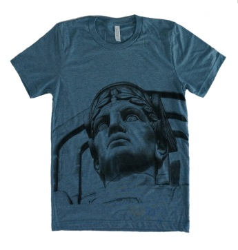 'Guardian' Denim Unisex Tee