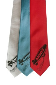 'Akron Blimp' Standard Neckties (All)