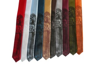 'Guardian' Skinny Neckties (All)