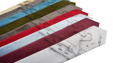 'Lake Erie' Standard Neckties (All) 2