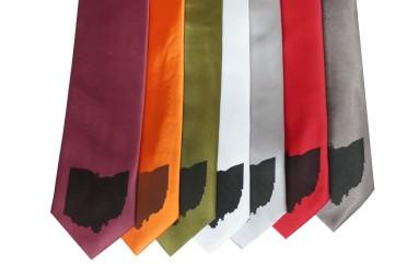 'Ohio' Standard Neckties (All)