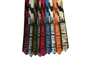 'Smokestacks' Skinny Neckties (All)