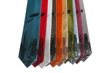 'World Is Yours' Standard Neckties (All)