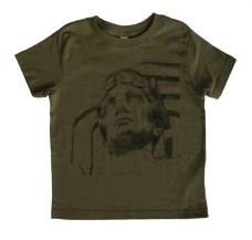 'Guardian' on Olive Toddler Tee