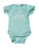 Bridges Chill Baby Onesie