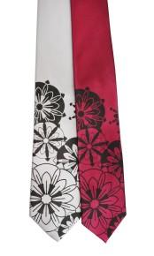 'Severance Hall (Lotus, A)' Neckties
